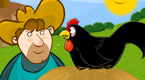Hickety,Pickety,My Black Hen