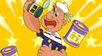 I am Popeye the Sailor Man