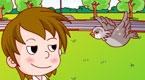 小斑鸠对我说