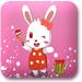 兔小美填色