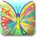 蝴蝶填色游戏