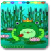 青蛙王子填色