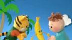有一只香蕉