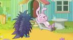 野兔和刺猬