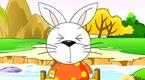 一只小白兔