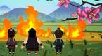 彝族火把节传说