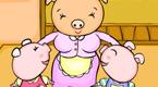 猪妈妈猪宝宝