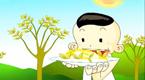 榕树芽拌豆腐