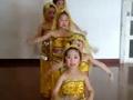 儿童印度舞