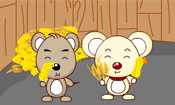 田鼠与家鼠