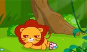 狮子与报恩的老鼠