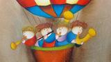 热气球的欢乐