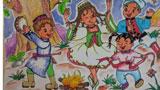 美丽的新疆舞