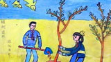 植树节的活动