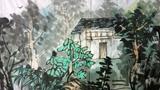 山水江南风景