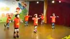 儿童轮滑舞蹈