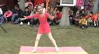 儿童艺术舞蹈