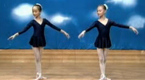 舞姿训练-少儿芭蕾组合