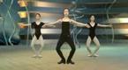 芭蕾舞蹈形体训练10