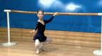 蹲-少儿芭蕾组合