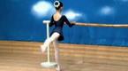 大踢腿-少儿芭蕾组