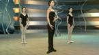 芭蕾舞蹈形体训练2