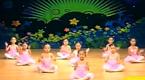 学龄前幼儿形体舞训练1