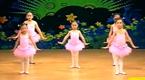 学龄前幼儿形体舞训练2
