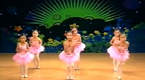 学龄前幼儿形体舞训练4