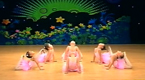 学龄前幼儿形体舞训练9