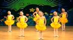 学龄前幼儿形体舞训练11