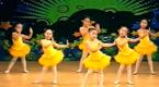 学龄前幼儿形体舞训练13