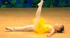 学龄前幼儿形体舞训练17