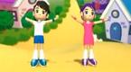 韩国幼儿舞蹈动画教学视频3