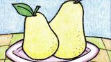 梨子成熟了