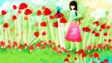春天里的小蘑菇