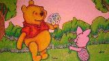 可爱的维尼熊