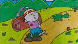 骄傲的兔子和努力的乌龟