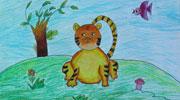 孤独的老虎