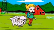玛丽有只小羊羔