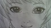 大眼睛小女孩