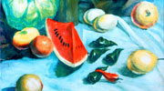 夏天美味的水果