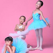 少儿形体舞蹈训练视