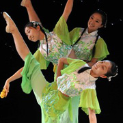 儿童舞蹈第一级教学视频