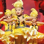 河南电视台少儿艺术团第二届快乐舞蹈节
