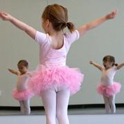 少儿芭蕾组合