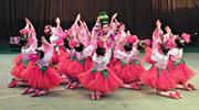 少儿拉丁舞蹈教学31