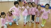 学龄前幼儿形体舞训练28