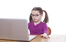 合理运动互联网 教孩子正确使用电脑