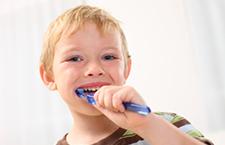 重点保护对象:换牙期的牙齿
